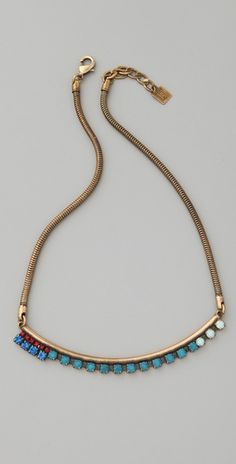 DANNIJO is one of my favorite designers. ESPECIALLY when their pieces are on sale. Grab this Nicoline Necklace on SHOPBOP!