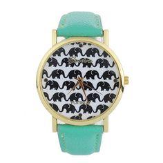 >> Click to Buy << Irisshine I09 lady girl women watches High quality Fashion Ladies Women Quartz Boat Elephant Leather Wrist Watch Free shipping #Affiliate