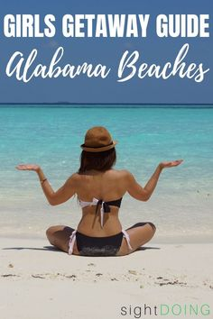 Find out what makes an Orange Beach girls getaway the perfect spot for you and your girlfriends, plus ideas on what to do and where to eat on the Alabama coast. Beach Pink, Beach Girls, Canada Travel, Travel Usa, Travel Logo, Famous Places In France, Where Is Bora Bora, Orange Beach Alabama, Gulf Shores Alabama
