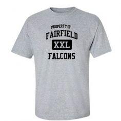 Fairfield Middle School - Richmond, VA   Men's T-Shirts Start at $21.97