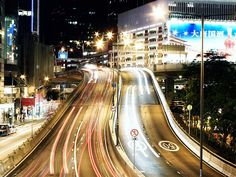 Stunning photo taken in Central, Hong Kong by 光 Draco, via Flickr
