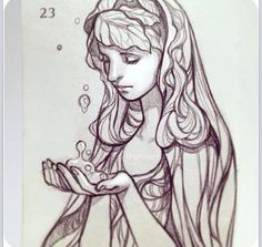 By Qinni on deviantart Qinni, Digital Art Girl, Character Drawing, Drawing People, Watercolor Illustration, Art Tutorials, Art Inspo, Amazing Art, Illustrations