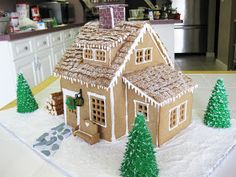 Bloatal Recall: Gingerbread House