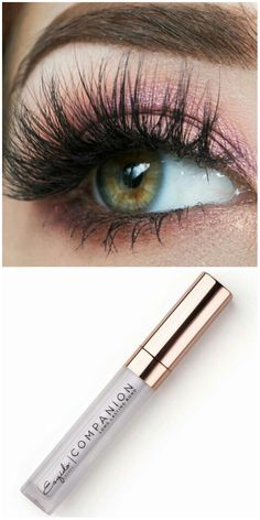 I am a makeup artist and I have used several lash adhesives over the years, but never as good as this! I absolutely love it and probably will never use another adhesive again. Plus, it's only $10!!! | best eyelash glue ESQIDO Companion |