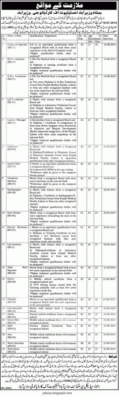Jobs in Saudi Arabia for Lab Technician X Ray Technician Nurses 3 - radiographer resume