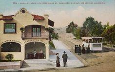 LOS ANGELES & MOUNT WASHINGTON RAILWAY COMPANY