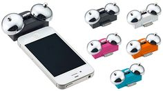 Old-Fashioned Bell Accessory Guarantees You'll Never Sleep Through Your iPhone's Alarm