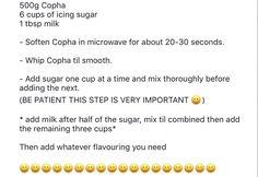 White icing recipe