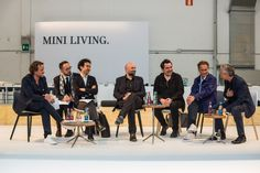 What makes cities thrive? Osamu Nishida, Sam Jacob and Oke Hauser are among the design and architecture experts discussing the future of urban living. #MINI #MINILiving #SalonedelMobile