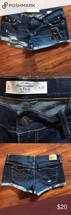 Abercrombie & fitch shorts Abercrombie & Fitch shorts Abercrombie & Fitch Shorts Jean Shorts