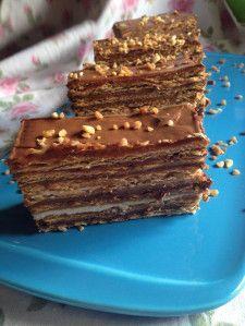 Mi tarta de galletas