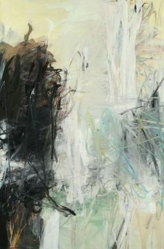 White Surge, 2011-2012   Oil on Canvas   72 x 48 Inches
