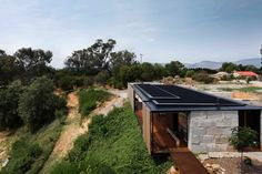 Sawmill House (Vic) by Archier.