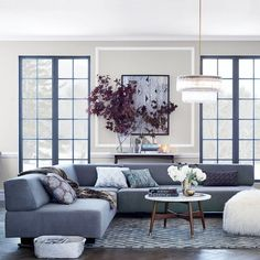 Tillary 8-Piece Sectional | West Elm
