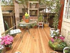 Inspiration for Rustic Deck