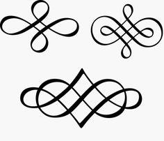 decorative flourishes free vector clip art clip art free flourish rh pinterest com free vector flourish pattern free vector flourish pattern