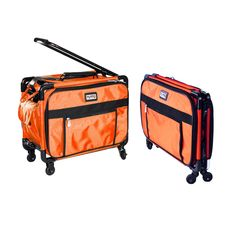 Collapsible Carry-On Orange
