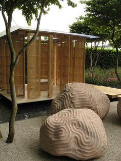 Nature & Human Intervention Garden, RHS Chelsea Flower Show, London, 2011 | Flickr - Photo Sharing!