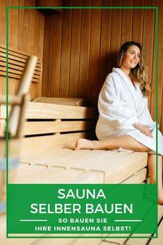Diy Sauna, Infrarot Sauna, Indoor Sauna, Wellness Spa, Room, Charlotte, Rooms For Boys, Sauna Ideas, Bedroom