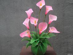 mẫu hoa tulip voan - Google Search