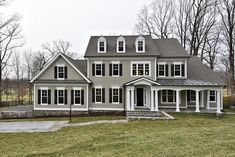 Exterior Paint Colors That Look Good With A Grey Roof