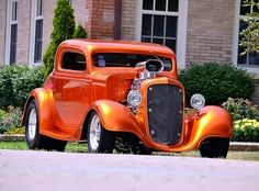 Blown 1934 Chevy hot rod by scott597, via Flickr