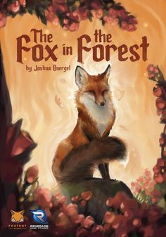 The Fox in the Forest is a trick-taking game for two players. Aside from the normal ranked- and suited-cards used to win tricks, fairy characters such as the Fox and the Witch have special abilities that let you change the trump suit, lead even after you lose a trick, and more.  You score points by winning more tricks than your opponent, but don't get greedy! Win too many tricks, and you will fall like the villain in so many fairy tales...