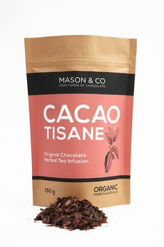 Mason & Co Cacao Range on Packaging of the World - Creative Package Design Gallery