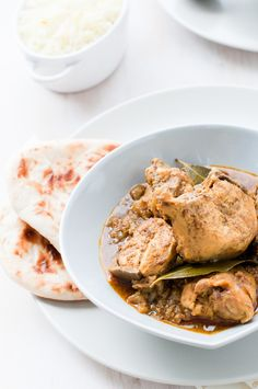 Easy Garam Masala Chicken Curry