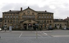 Bahnhof, Karlsruhe, Germany