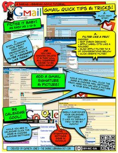 4 Great Ed Tech Comic Tutorials. #TCH640