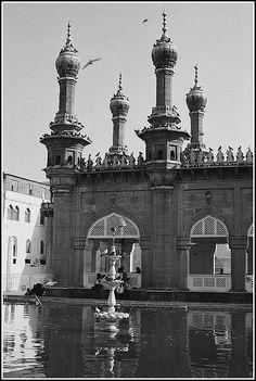 Mucca Masjid, Hyderabad, India