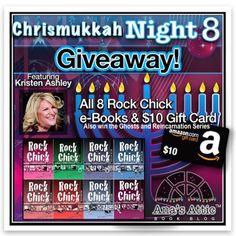 Chrismukkah Favorites Night 8 – Kristen Ashley http://anasattic.com/chrismukkah-favorites-night-8-kristen-ashley/