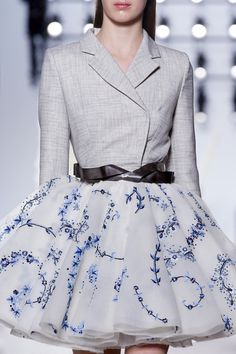 Giambattista Valli Fall 2013 Couture Collection #fk #fashionkiosk