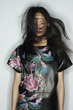 Barbara Bui Lookbook Spring 2013