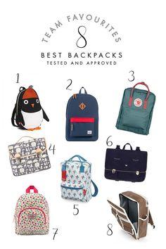 d88057ffaed Team Favourites  8 sturdy backpacks we love!