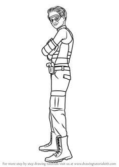 Best Henry Danger Coloring Page Theo Desenhos Para