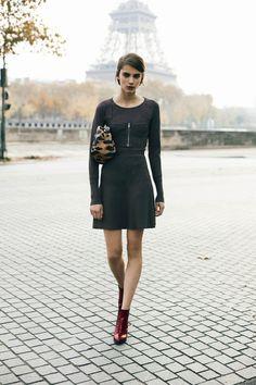 Fashion| Sonia by Sonia Rykiel Pre-Fall 2015/16 | http://www.theglampepper.com/2014/12/09/fashion-sonia-by-sonia-rykiel/