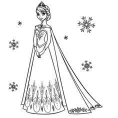 10 Best Frozen Kleurplaten Images Coloring Books Coloring Pages