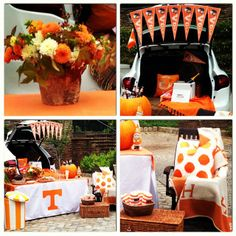 Tennessee tailgate #utknoxville | Tailgating on Rocky Top ...