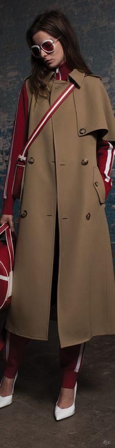 Pre-Fall 2018 Michael Kors Collection