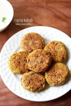 rajma kebab recipe - tasty and flavorful kebabs made from kidney beans aka rajma #rajma #kebab