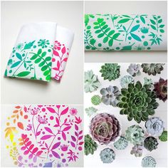 Violet Linen Decorative Christmas Design Tree Skirt 43 Floral EURO SESN FL TS