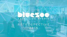 Blue Zoo Animation Studio 2015 Retrospective » [Blue Zoo]