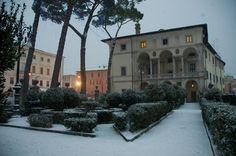 Rieti - Loggia del Vignola - december 2011