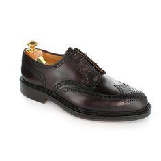 #zapatos #LaPuente #modahombe #men #style #Pembroke #Marrón #CROCKETT & JONES