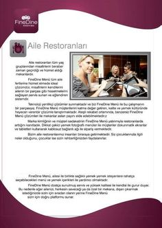 iPad Restaurant Menus.  http://www.finedinemenu.com/