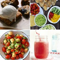 Summer Party Recipes and Decor   50 Easy Summer Entertaining Ideas