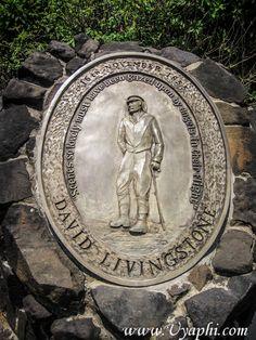 The David Livingstone memorial ....