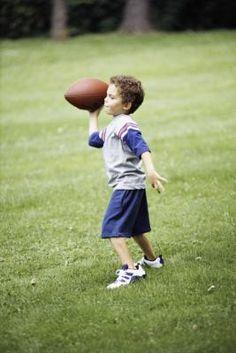 Preschool Large Muscle Movement Exercises